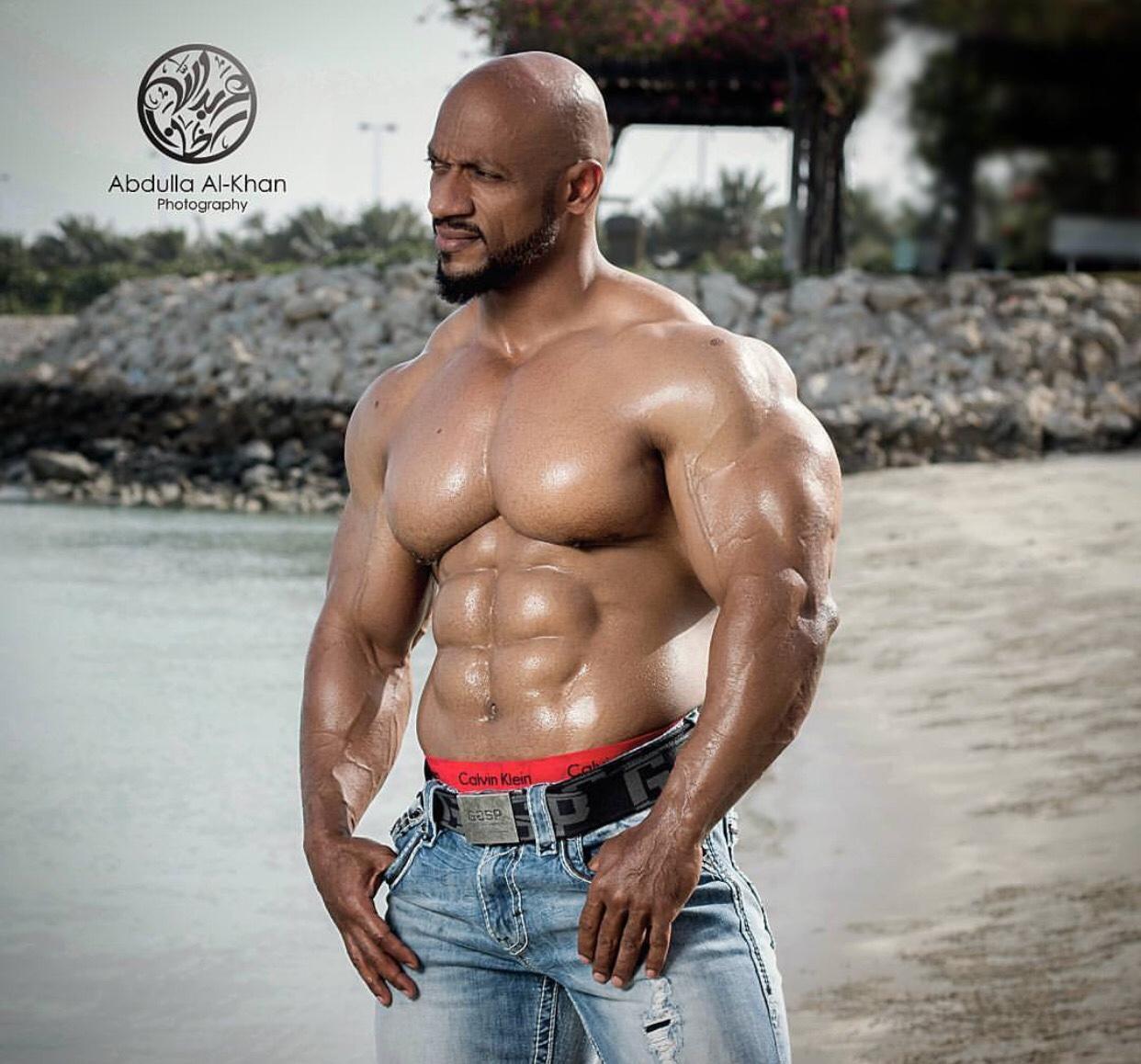 Worldwide Bodybuilders: Sami Al Haddad the lion king of