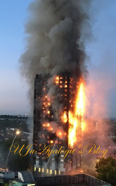 Police say deadly London tower blaze began in Hotpoint fridge freezer