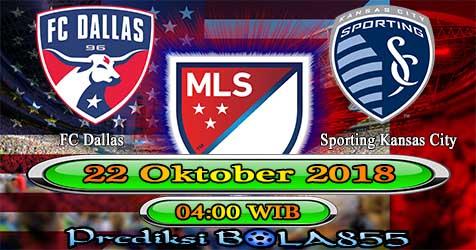Prediksi Bola855 FC Dallas vs Sporting Kansas City 21 Oktober 2018