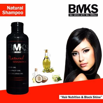 Shampo Pemanjang Rambut Black Magic Kemiri Shampoo