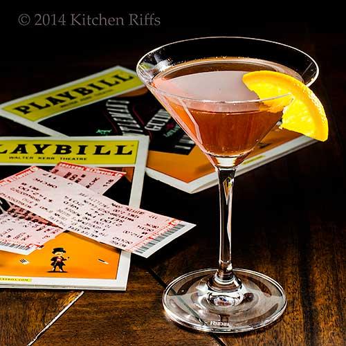 The Delmonico Cocktail