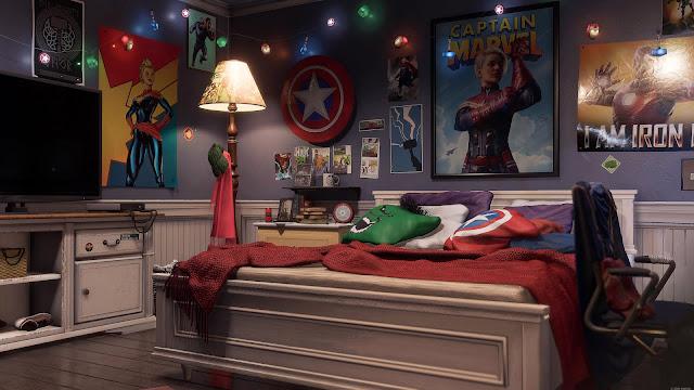 marvel's avengers war table news update, online co-op gameplay, release date, ms marvel, captain marvel, hawkeye, easter eggs, teaser