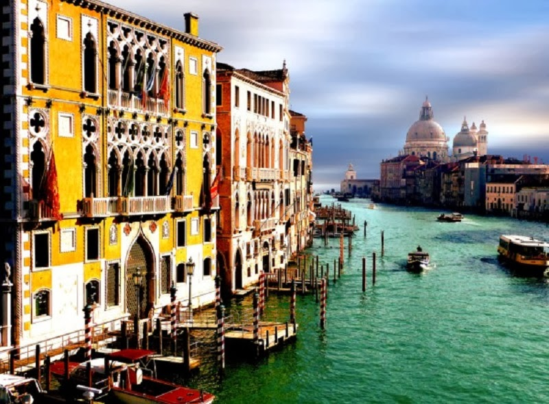 1. Venice, Italy - Top Fairy Tale Places You Must See