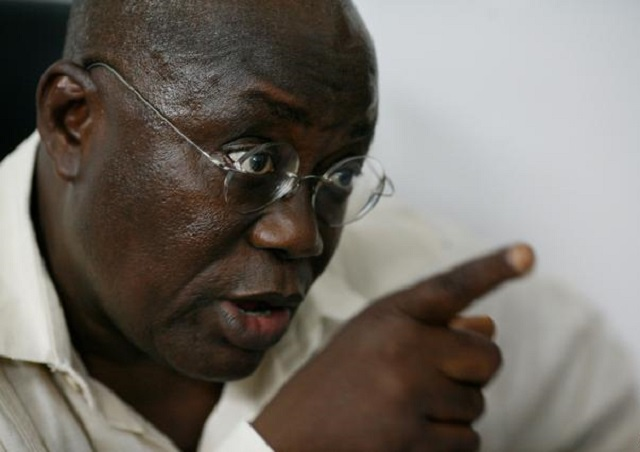 Prez. Nana Addo said he will deal with Delta Force