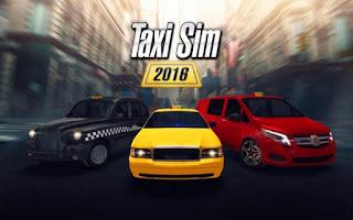 Taxi Sim 2016 Apk v1.5.0 Mod Full Unlocked Terbaru