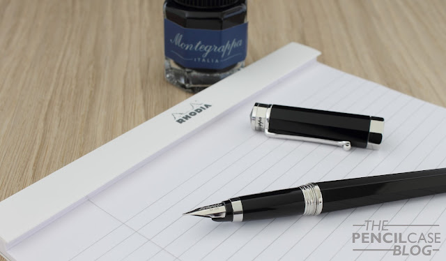 Montegrappa NeroUno Fountain pen review