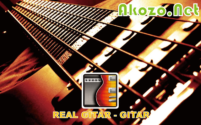 Real Guitar v.4.9 APK Full Download - Akozo.Net