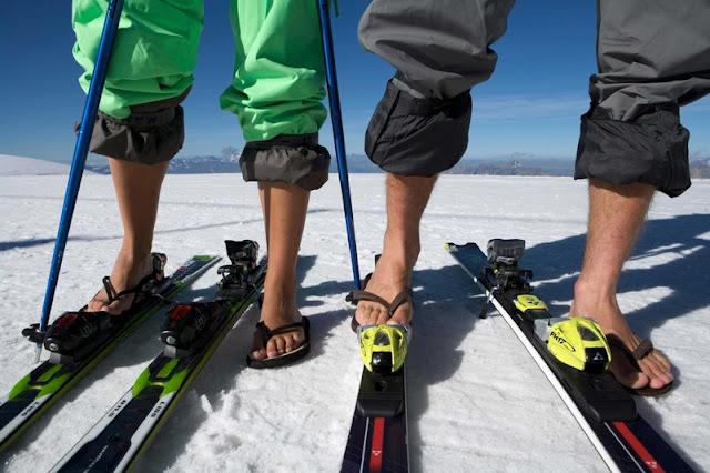 Where To Ski in The Alps in June?
