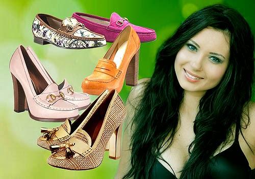 Sepatu Pantofel Untuk Wanita