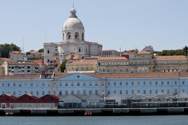 Crociera sul fiume Tejo-Lisbona
