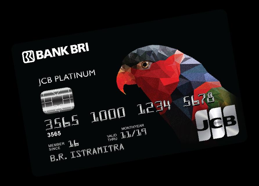 Keuntungan Biaya Dan Denda Kartu Kredit Bri Jcb Platinum Informasi Perbankan