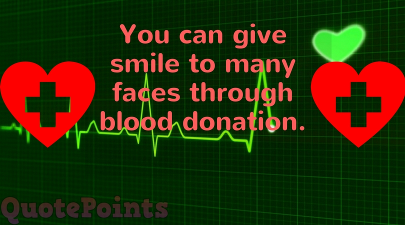blood donation pictures