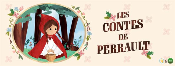 Les Contes de Perrault - Lunii