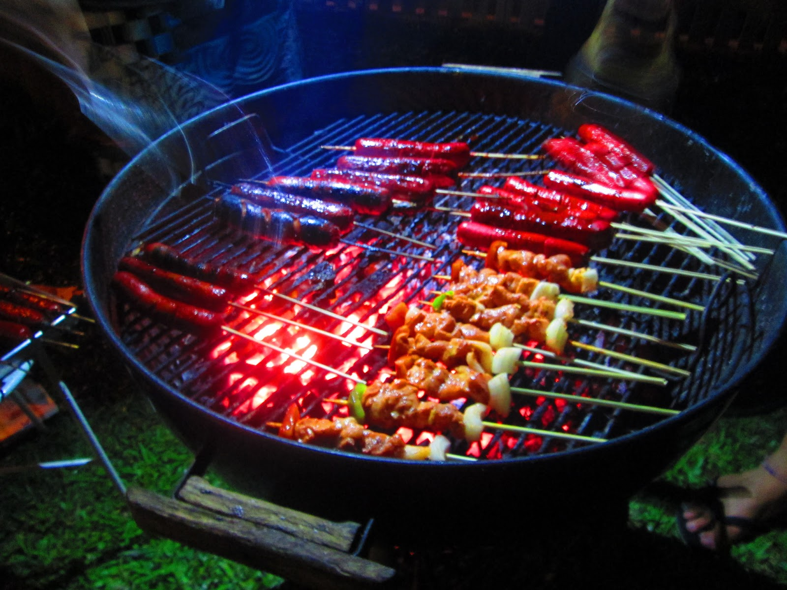 9 Steps On How To Make Your Own Barbecue Party Fast And The Furious Style Nines Vs