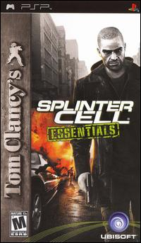 Tom Clancy's Splinter Cell Essentials [PSP] [Español] [MEGA]