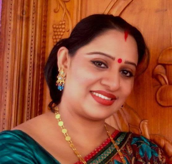 Beena Antony Latest Hot Photos - Indian Actress Hot Photos -9178
