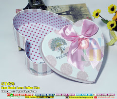 Box Kado Love Polka Pita