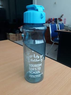 Custom Botol Minum My Bottle Untuk Souvenir Promosi