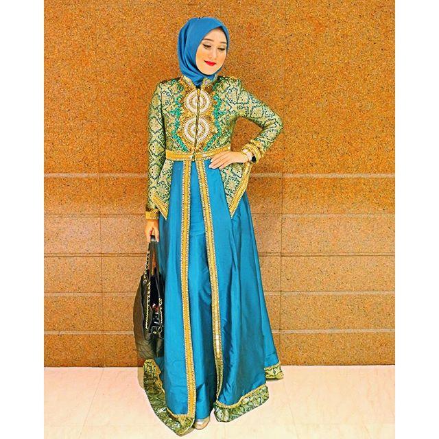 Model Baju Muslim Terbaru Untuk Pesta Ala Dian Pelangi
