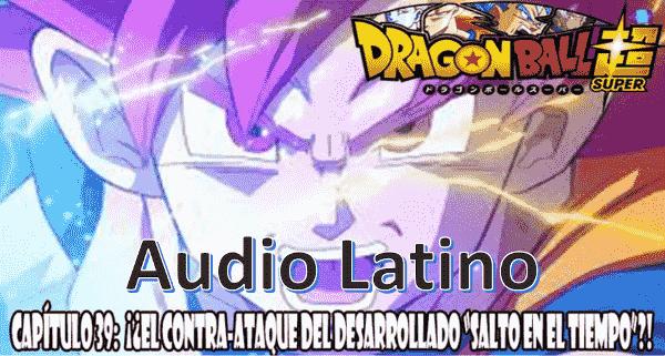 Ver capitulo 39 en audio latino online, Gokú le ha decifrado la técnica al salto en el tiempo del asesino Hit.