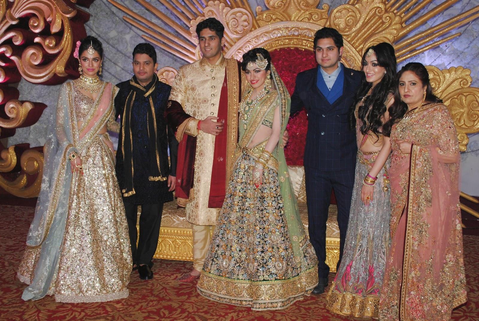 Gulshan Kumar's daughter Tulsi Kumar's wedding: Family
