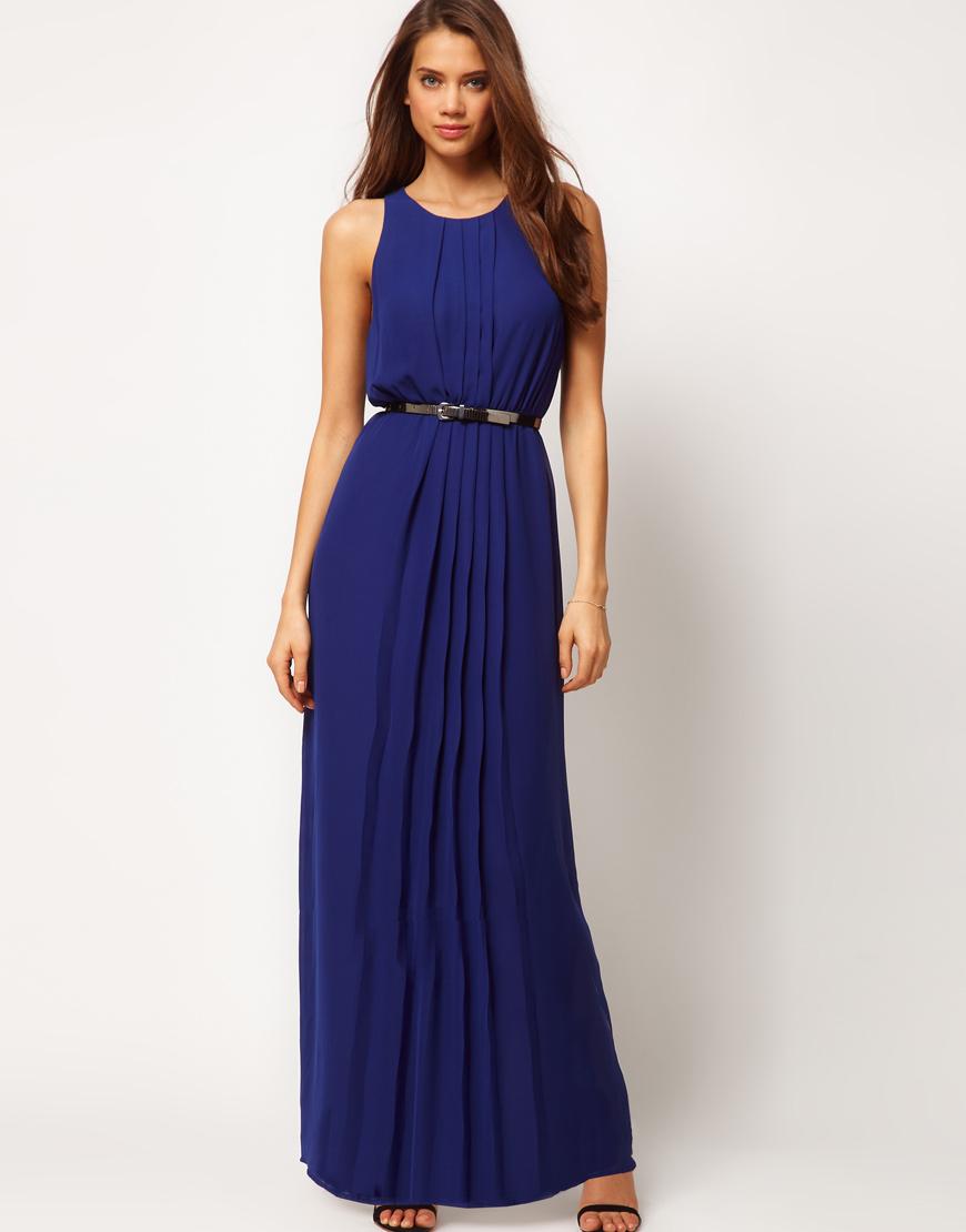 af1b06615 Vestidos largos juveniles sencillos ¡15 Bellos Diseños con Foto ...