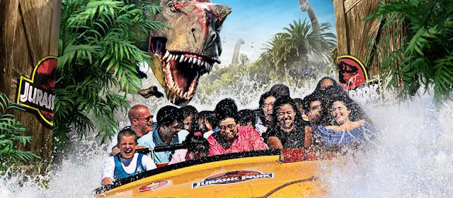 Principais atrações do Parque Universal Studios Hollywood