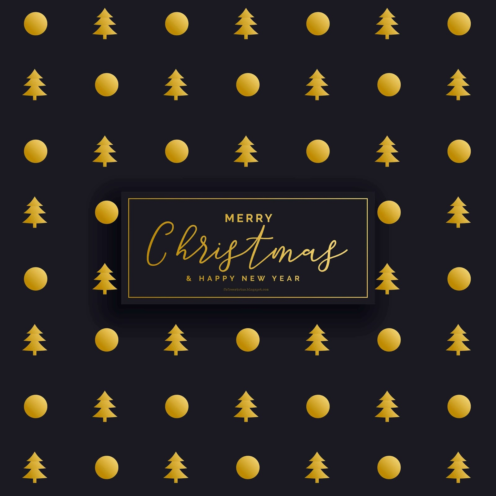 Black Christmas Wallpaper Free