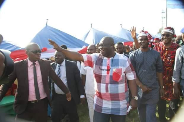 Democracy Day: Ikpeazu extends invitation to Kalu, Otti, Nwosu, Ogah, others