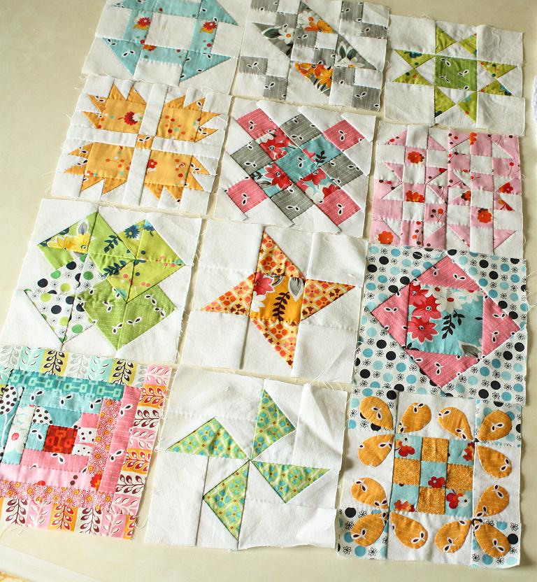 Clover & Violet — Why Not Sew? Quilts – Hand Pieced Quilt Blocks : traditional quilt blocks - Adamdwight.com