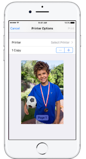 How to print from iPhone or iPad Use AirPrint 100% Working