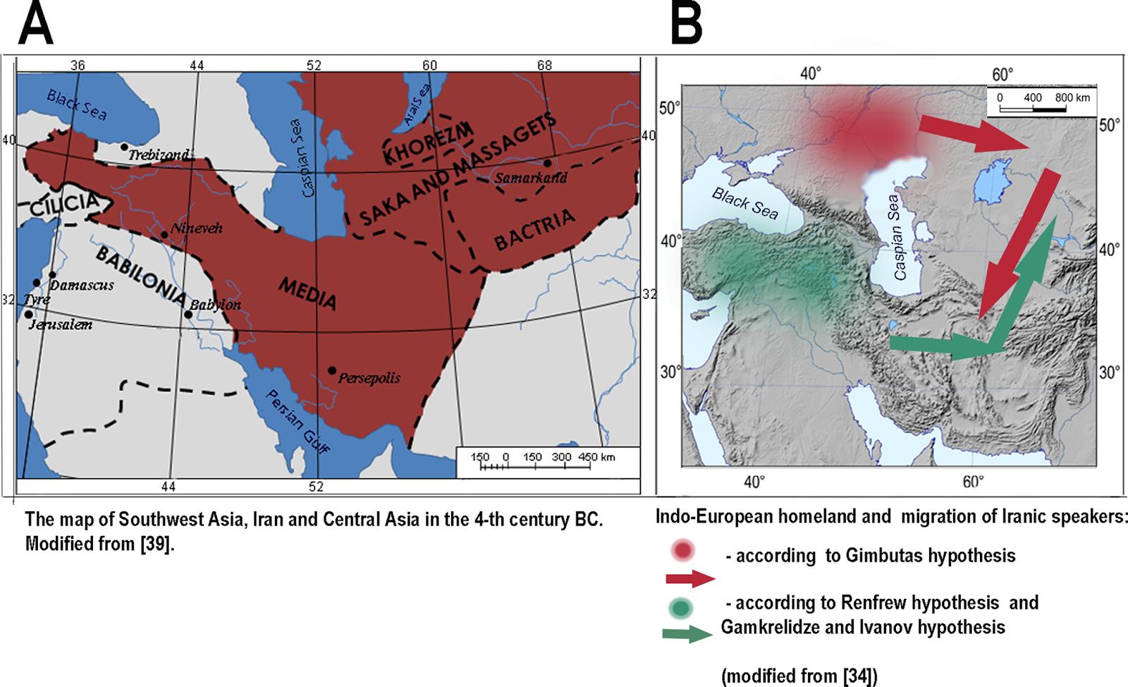 Dienekes' Anthropology Blog: Haplogroup G1, Y-chromosome
