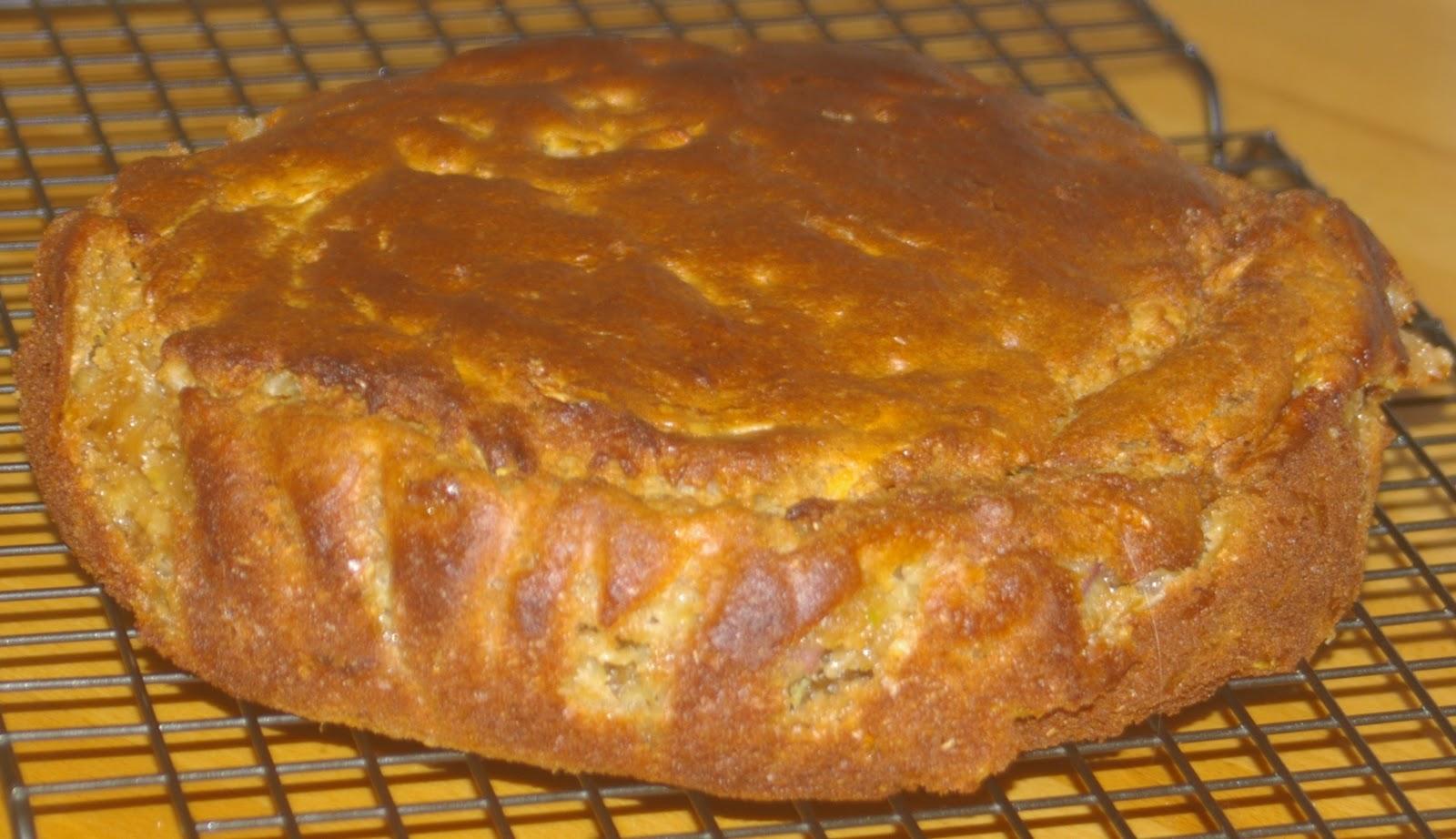 Basic Wholemeal Cake Recipe
