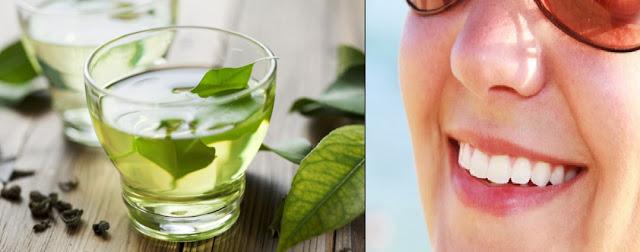 5 beneficios del te verde para los dientes