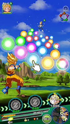 DRAGON BALL Z DOKKAN BATTLE V2.4.1 MOD Apk (God Mode And Damage Increased)