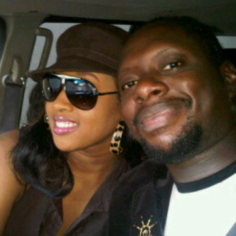 klint and wife