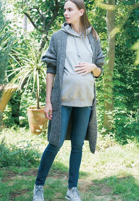 b39e513b2d TOPAZ HORIZON  Maternity clothes now available at UNIQLO!