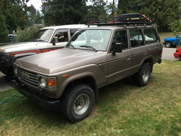 1986 Toyota Landcruiser FJ60 for Sale