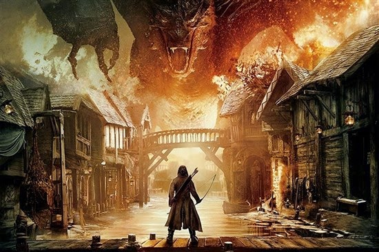 sinopsis film The Hobbit: The Battle of the Five Armies