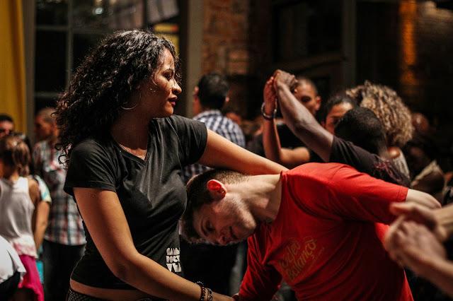 Samba Rock ocupa Casa das Caldeiras