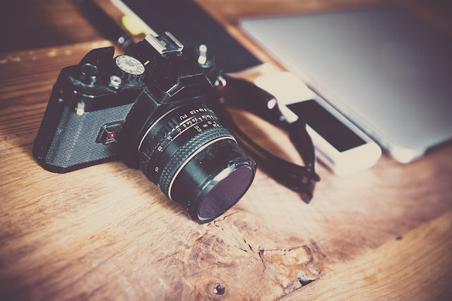 Step by step instructions to Become a Professional Photographer - RictasBlog