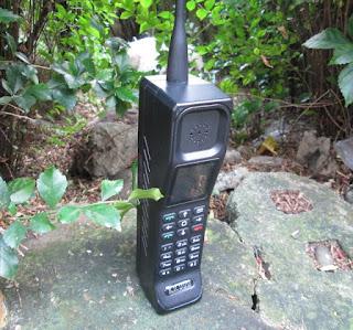 Hape Batu Bata Brick Phone KR999 New Vintage Classic Jumbo Phone
