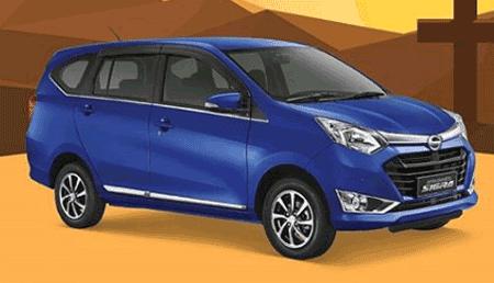 Harga Promo Daihatsu Sigra Kredit DP Murah 2019