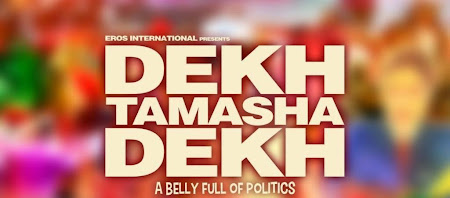 Poster Of Hindi Movie Dekh Tamasha Dekh 2014 Full HD Movie Free Download 720P Watch Online