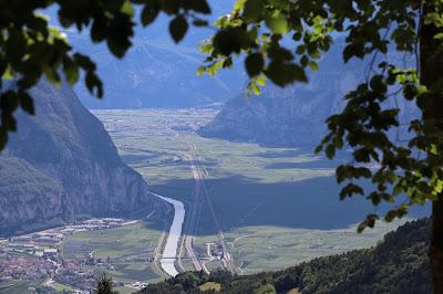 Südtirol und Umgebung 2017