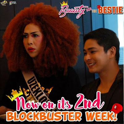 """Beauty and the Bestie"" crosses P300M mark in box-office"