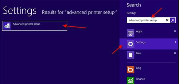 How To Add A Printer On Windows 8