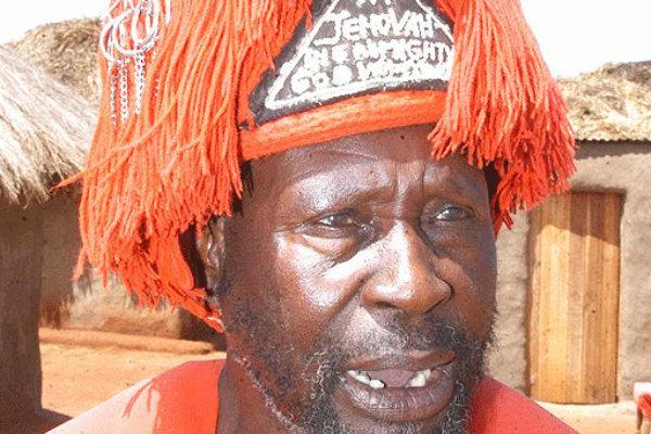 Jehovah Wanyonyi  dead