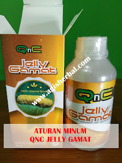 Aturan Minum Qnc Jelly Gamat
