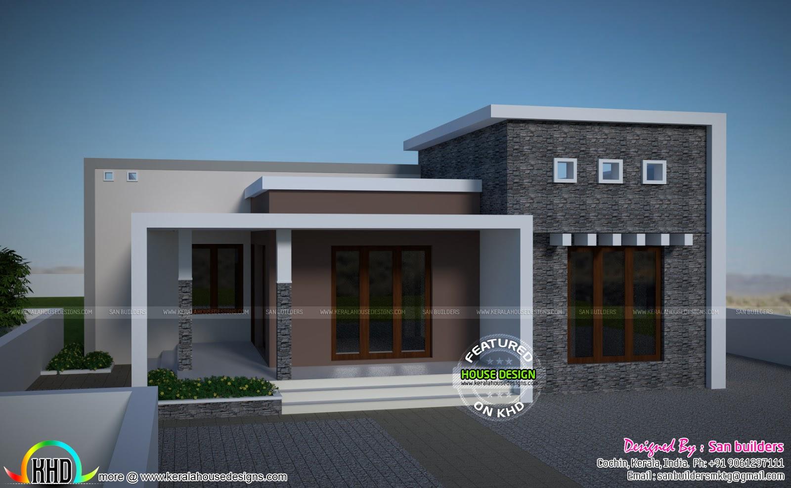 Single Floor House Plans Below 10 Lakhs | Home Plan